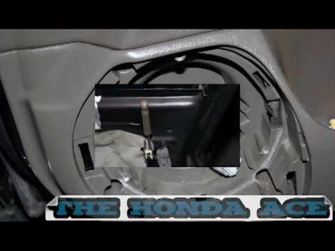 Remove Door panel 2000 Civic. THE HONDA ACE