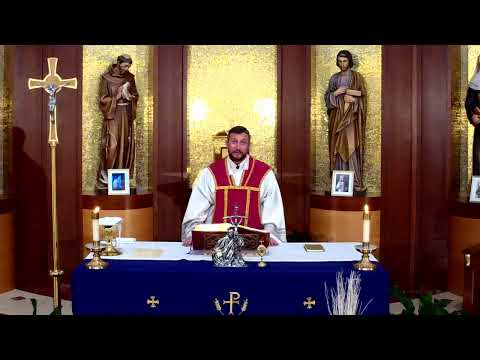 4th Sunday of Lent - Catholic Mass Live from Our Lady of La Leche National Shrine