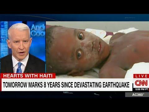 Trump kalte Haiti «shithole country». Her er CNN-ankerets emosjonelle svar
