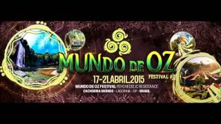 Sonic Entity Live @ Festival Mundo De Oz 2015 (Brasil)