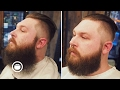 Bushy Beard Trimmed to Well Groomed | Cut and Grind