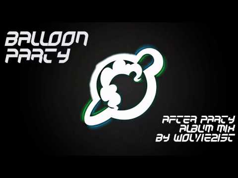 [MLP] Balloon Party - After Party Album mix by wolvie21st (Scootaloose)