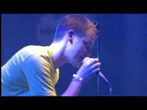 Just Jack live@lowlands 2007 - Glory Days