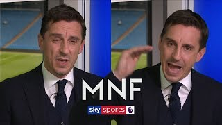 Gary Neville gives passionate must-watch analysis of Man United