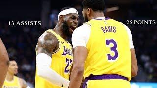 "Los Angeles Lakers vs San Antonio Spurs - Full Game Highlights ""November 3, 2019-20 NBA Season"""