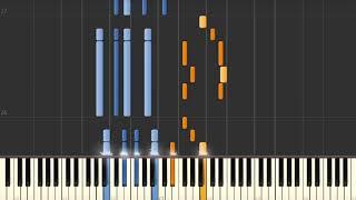 Request midi and sheet music: https://goo.gl/TqlTLf ▷ Piano tutoria...