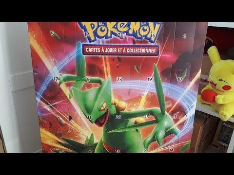 Calendrier De Lavent Pokemon 2020.Calendrier De L Avent Pokemon Geant