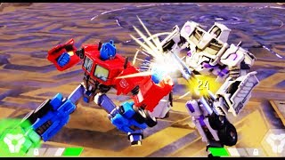 Kid TV Game | The Best Battle Of Optimus Prime | Transformers 2017