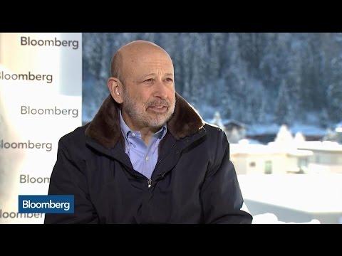 Goldman Sachs CEO Lloyd Blankfein: If Donald Trump