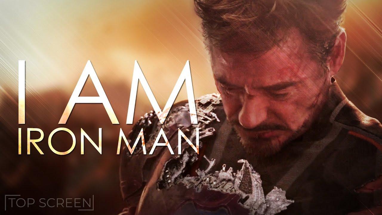 I am iron man ile ilgili görsel sonucu