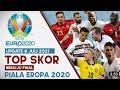Daftar Top Skor Euro 2021 Jelang Laga Final Euro 2021 Italia vs Inggris nanti malam