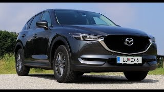 2018 Mazda CX5 CD 150 Attraction Review