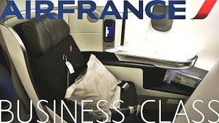 Air France BUSINESS CLASS Best & Beyond|Los Angeles to Paris|Boeing 777-200ER TRIP REPORT