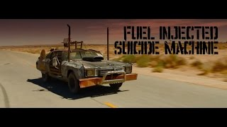 AHTCK - Fuel Injected Suicide Machine - Official Music Video