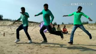Neethoney Dance Video Songdhruva Moviedance By Bibin Rockersvizag