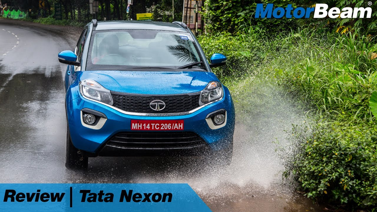 Tata Nexon Review Best Compact Suv Motorbeam Youtube