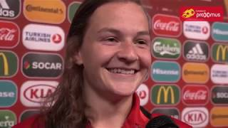Reactions | Norway - Belgian Red Flames 0-2