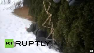 USA: Footage released of police officer shooting dead unarmed man *GRAPHIC*