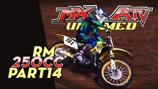 MX vs ATV Untamed! - Gameplay/Walkthrough - Part 14 - 250cc On A Mini Track!