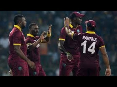 ICC T20I Team Rankings 2016 | West Indies Secure No.1 Ranking