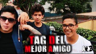 Tag del Mejor Amigo / Harold - Benny / GritoComoHarold