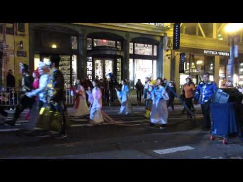 San Francisco Chinese New Year Parade 2018 California Crosspoint Academy