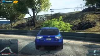 need for speed most wanted comment avoir certaine voiture