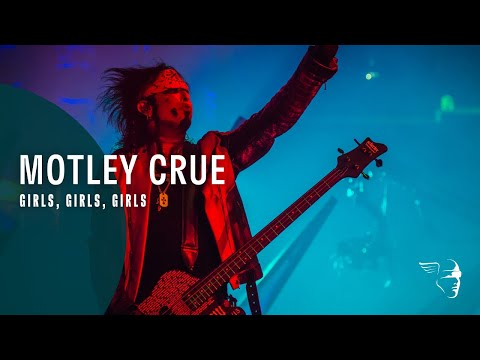Mötley Crüe - Girls, Girls, Girls (The End, Live In Los Angeles)