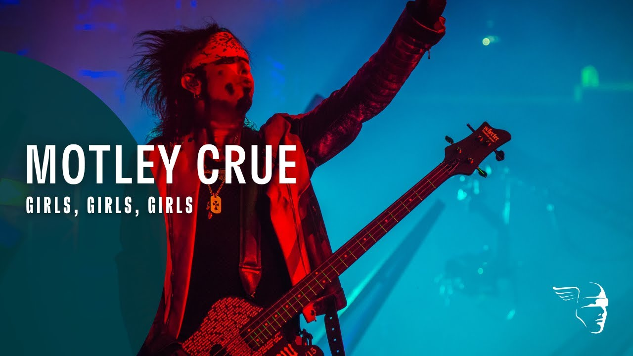 Download Mötley Crüe - Girls, Girls, Girls (The End, Live In Los Angeles)