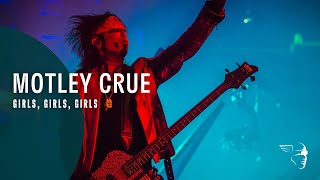 Motley Crue - Girls, Girls, Girls (The End, Live In Los Angeles)