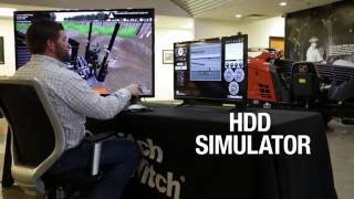 Video still for Ditch Witch HDD Simulator Training