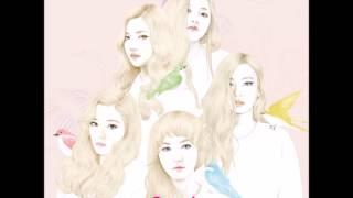 Candy red velvet 레드벨벳 1st mini album