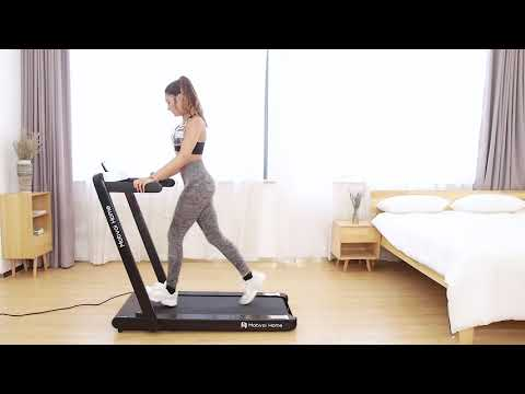 Mobvoi Home Treadmill - Your Safe Home Gym.