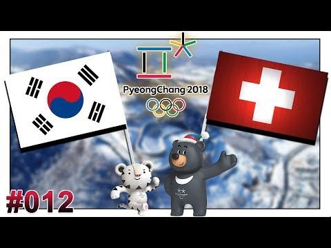 OLYMPIA 2018 EISHOCKEY [Deutsch/German] #012 - Südkorea - Schweiz ★ Let's Play NHL
