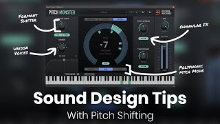 8 EASY Sound Design Tips With Pitch Shifting 🔊 | Devious Machines Pitch Monster