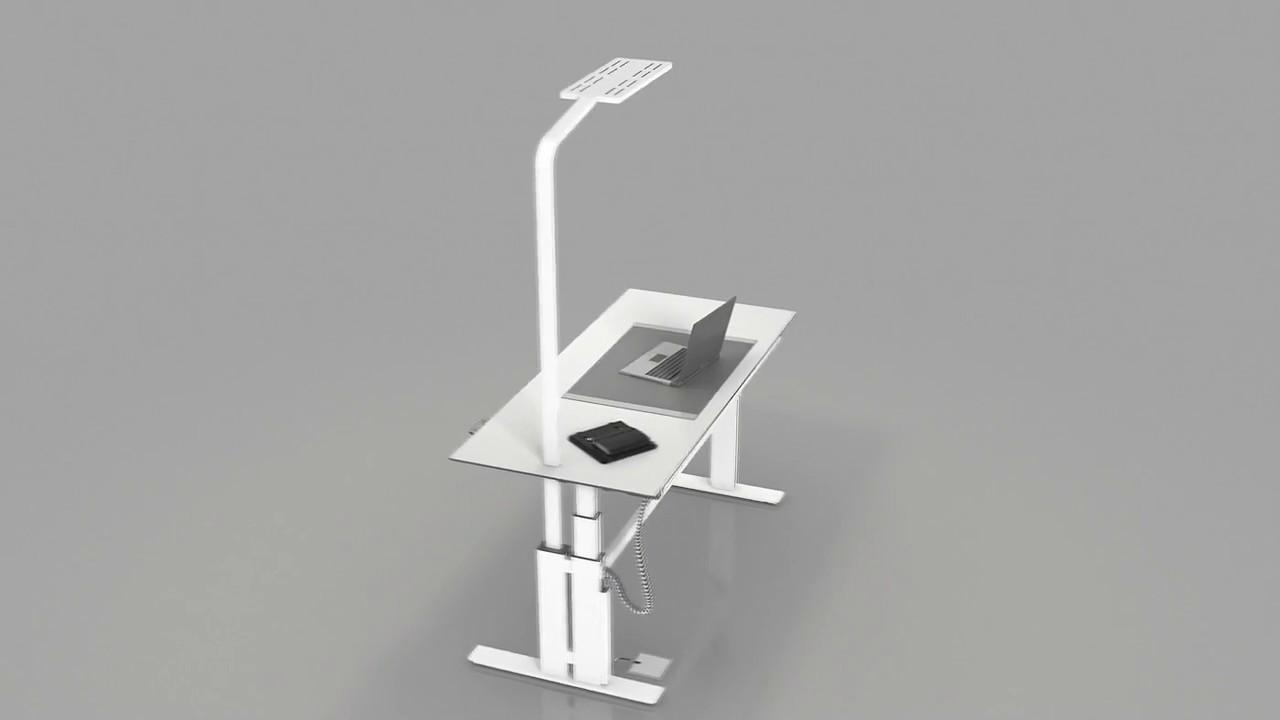 Ceka Büromöbel Büroeinrichtung Schreibtische Schreibtische