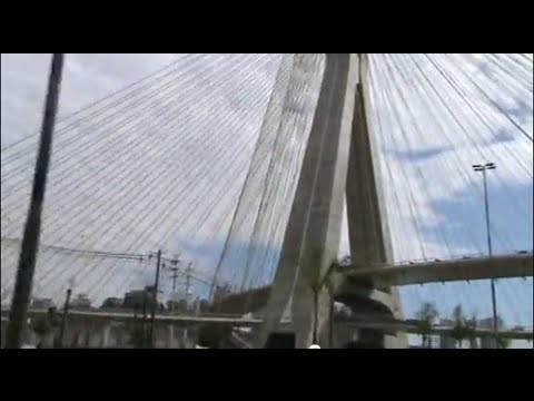 Cable Bridge Construction - Brazil