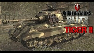 Tiger II - World of Tanks Blitz