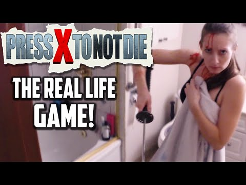 Press X To Not Die - MOST HD GAME IN THE WORLD!! |