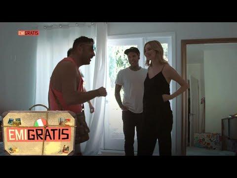 Emigratis 3 - Pio e Amedeo a casa di Chiara Ferragni e Fedez