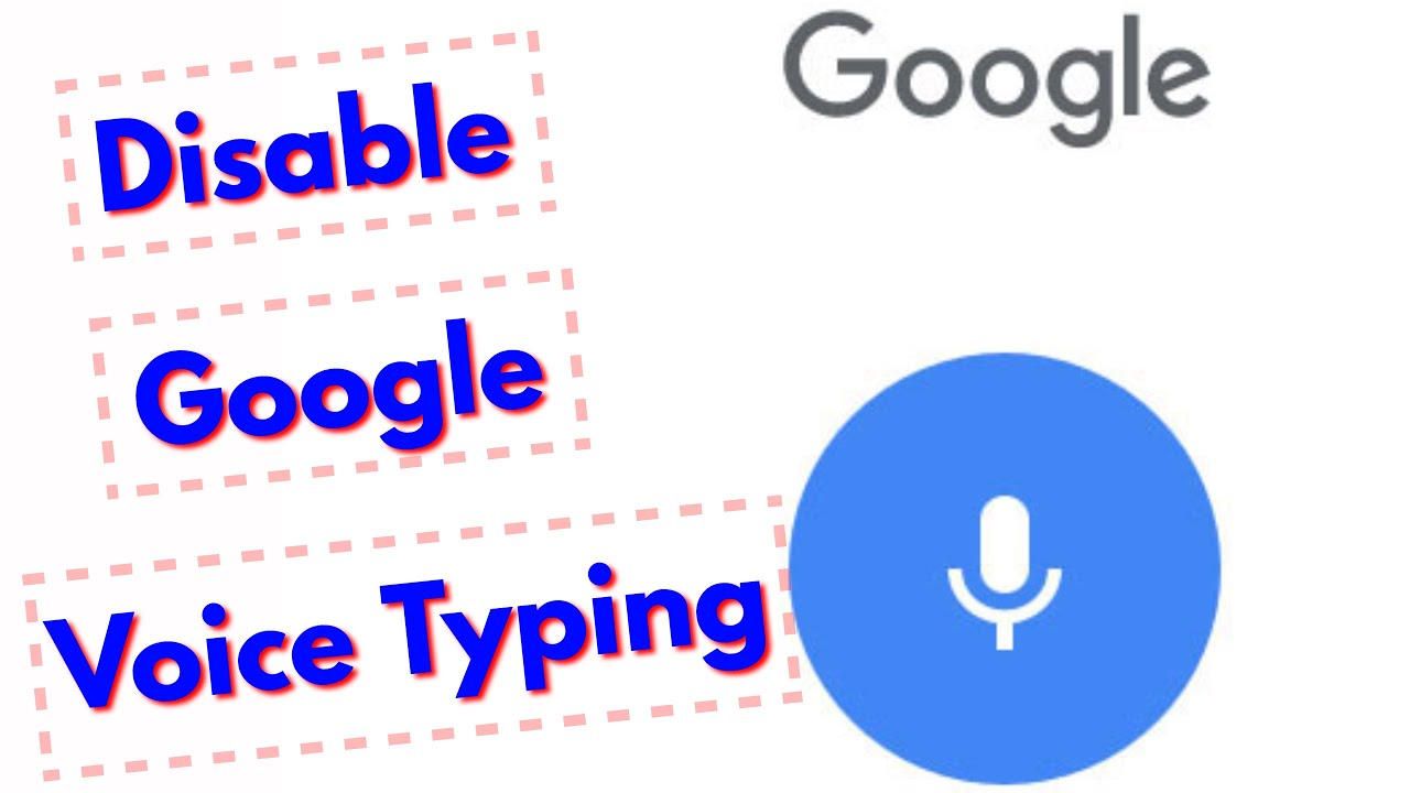 How To Turn Off/Disable Google Voice Typing(Voice Search) In Any Android  Mobile