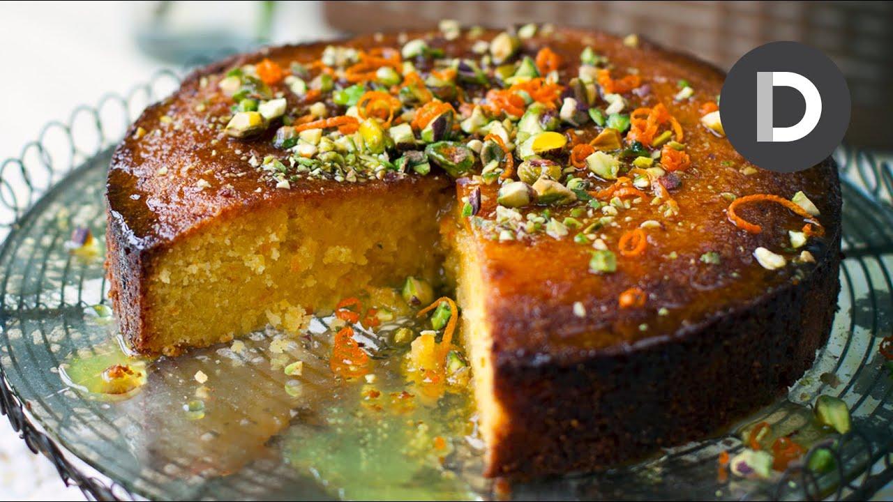 Free orange cake recipe