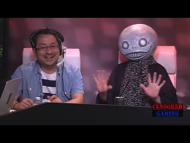 Top 10 Games Nier Automata Creator S Amazing Reply To 2b