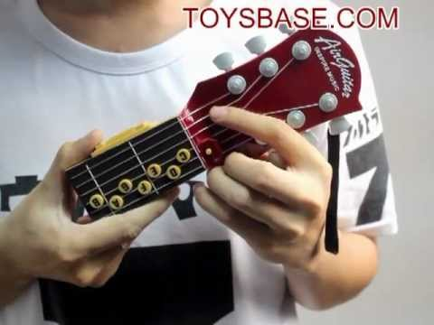 Infrared Sensor Air Guitar with 10 BuiltIn Songs 0338 MZC142248