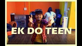 Baaghi 2: Ek Do Teen Song dance choreography| vicky and aakanksha