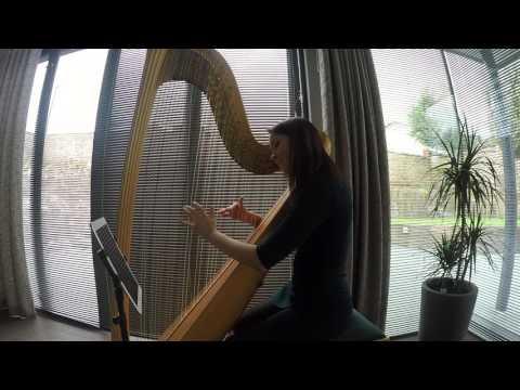Rather Be- Clean Bandit  Elinor Nicholson Harp
