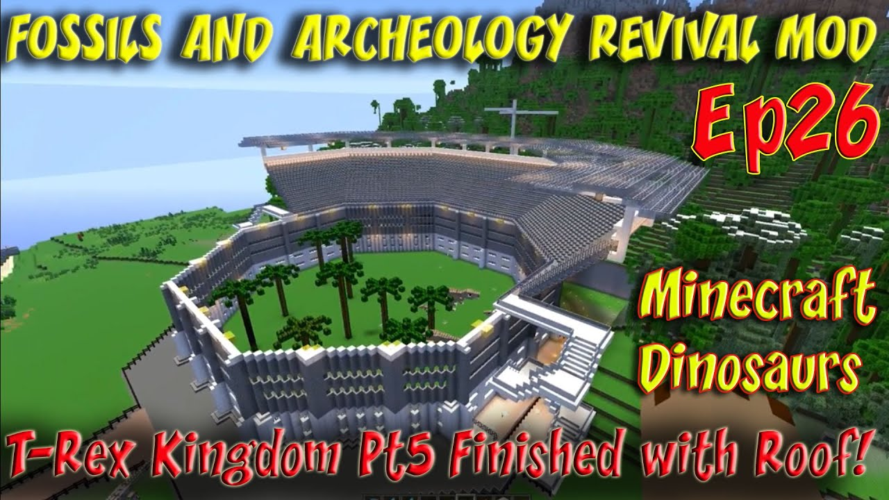 minecraft fossil and archeology how to make a archeology workbench