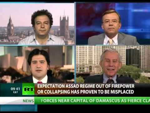 Middle East Expert- Majid Rafizadeh Iran Analyst Syria and US foreign policy specialist