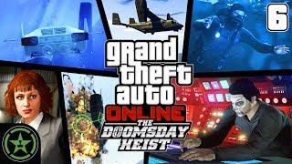 Let's Play - GTA V - The Bogdan Problem: Heist - Doomsday Heist (#6)