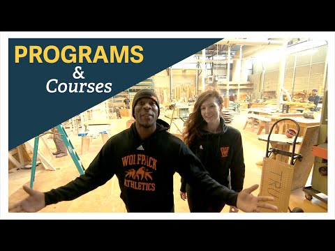 Thompson Rivers University Campus Tour - Programs & Courses (Part 2 of 7)